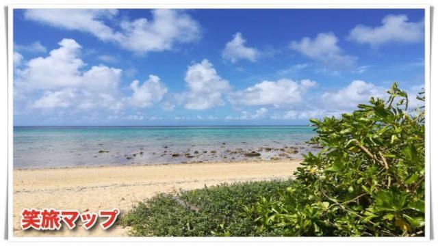 石垣島,ビーチ,穴場