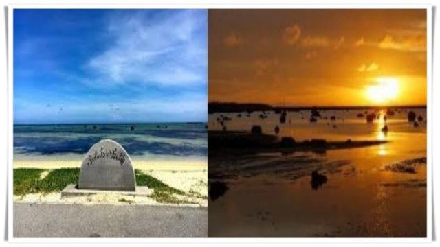 宮古島,サンセット,絶景,おすすめ,佐和田の浜